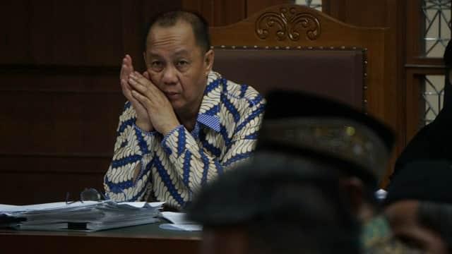 Eks Kepala BPPN Hadapi Sidang Vonis Kasus Skandal BLBI