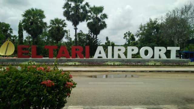 Bripka FM Ditahan di Bandara El Tari Kupang karena Mengaku Bawa Bom