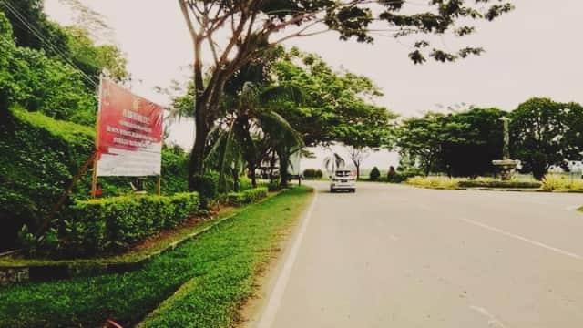 DPRD Ambon Protes TNI AU karena Melarang Pemasangan Atribut Politik