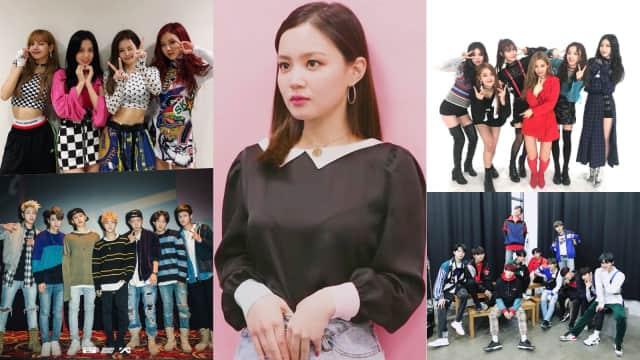 7 Idola K-Pop yang Raih Posisi Pertama Chart Musik dengan Lagu Debut