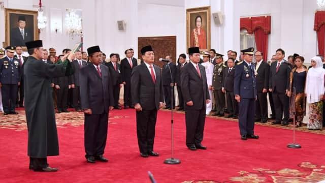 PKS Ingatkan Jokowi soal Janji Menteri Tak Rangkap Jabatan di Parpol