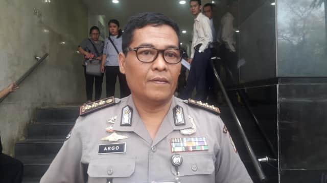 Polisi Belum Izinkan 20 Ribu Buruh Kawal Prabowo Daftar Pilpres ke KPU