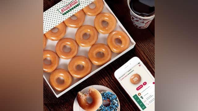 Krispy Kreme Segera Luncurkan Minuman Bir Berbahan Dasar Donat