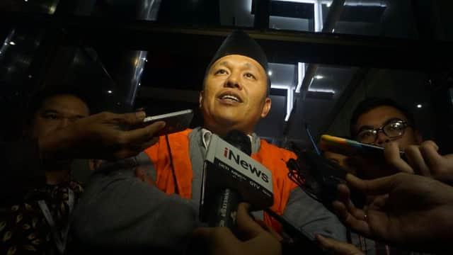 KPK Pantau Bupati Lampung Tengah Sejak Awal Februari 2018