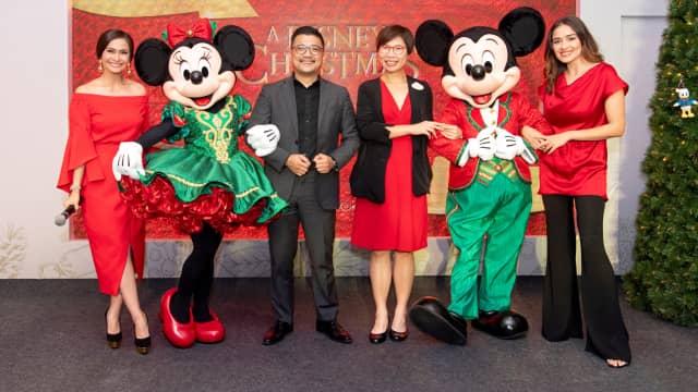 Sambut Natal, Hong Kong Disneyland Hadirkan Beragam Acara Menarik
