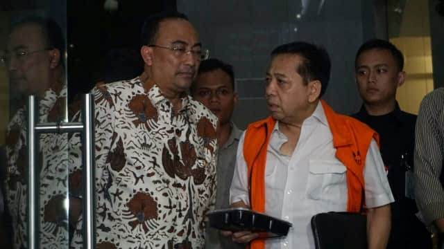 Setya Novanto Sudah Lapor ke KPK soal Anggota DPR Penerima Uang e-KTP