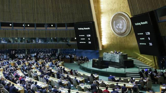 QnA: Resolusi PBB untuk Yerusalem, Apa Itu dan Apa Dampaknya?