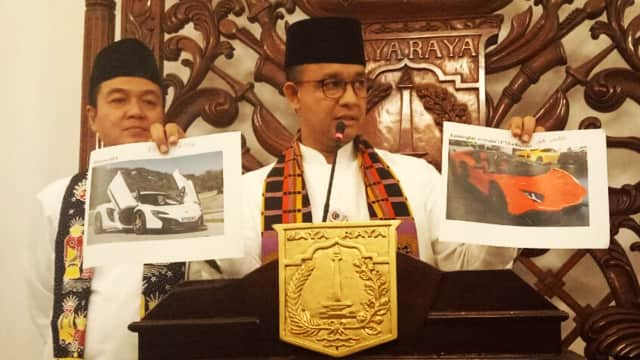 1.293 Mobil Mewah di Jakarta Tak Bayar Pajak, Nilainya Rp 44,9 M