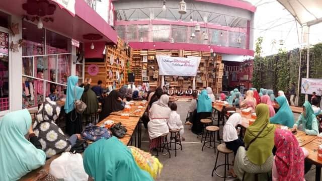 Indahnya Silaturrahmi dan Berbagi dalam Peringatan Dua Tahun Sedekah Nasi Ngawi