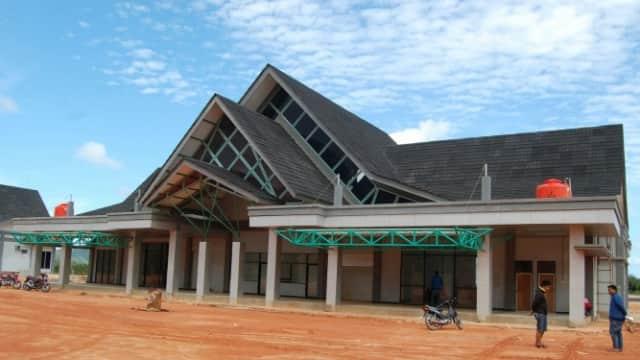 Bandara Letung Anambas Senilai Rp 208 Miliar Bakal Diresmikan Jokowi