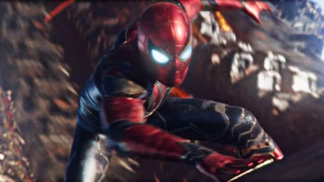 Spider-Man: Apa yang Harus Dilakukan untuk Melawan Thanos? Pakai Iron-Spider?