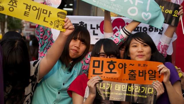 Curhatan Fandom: Alasan Mereka Menjadi Fans K-Pop
