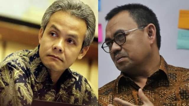 Ganjar Pranowo vs Sudirman Said dan Pertarungan Politik Jawa Tengah