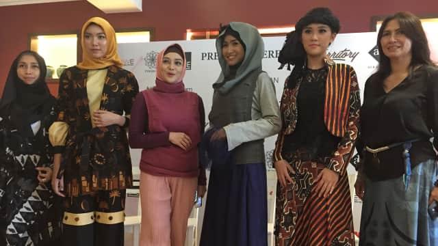 4 Desainer akan Meriahkan Indonesia Cultural Fashion di Milan, Italia
