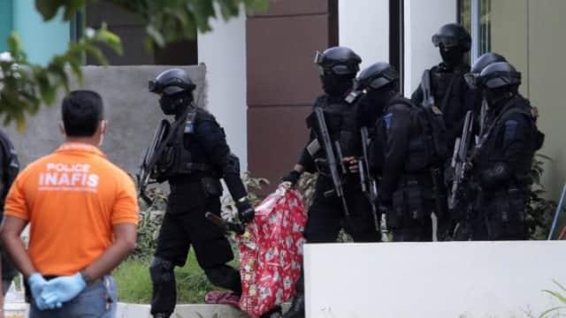 Usai Vonis Mati Aman Abdurrahman, TNI-Polri di Jabar Gelar Patroli