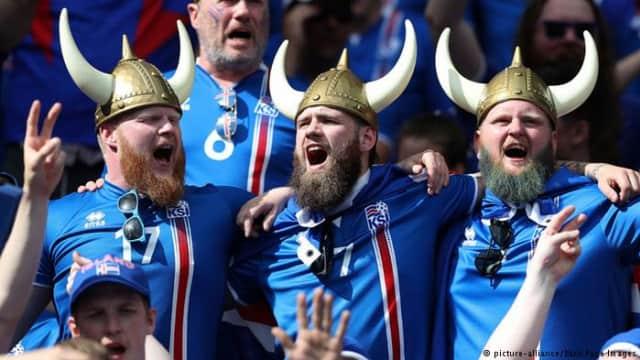 Bagaimana Negara Kecil Islandia Bisa Melaju ke Piala Dunia