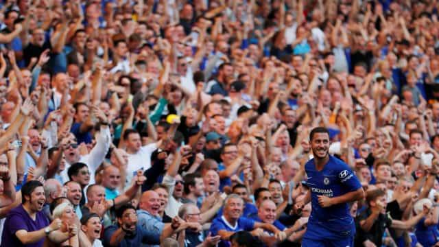 Madrid Siap Bayar Mahal untuk Datangkan Hazard