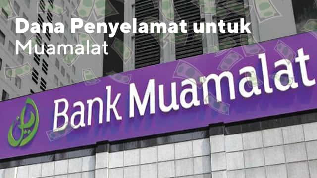Infografik: Mencari Modal Sehat untuk Bank Muamalat