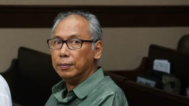 KPK Banding Terhadap Vonis Dokter Bimanesh Sutarjo