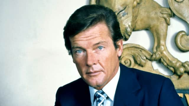 Roger Moore 'James Bond' Tutup Usia