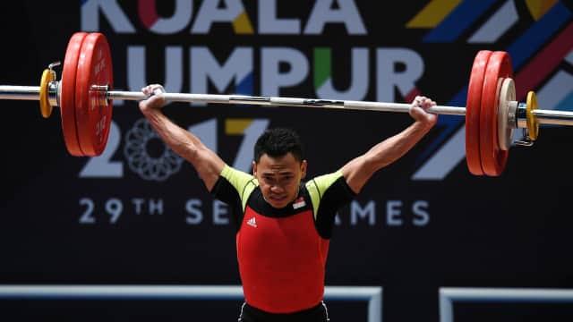 Kelas 62 Kg Dihapus, Eko Yuli Terancam Gagal Tampil di Asian Games