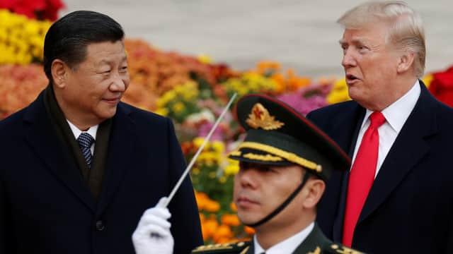 China Berniat Turunkan Tensi Perang Dagang dengan AS