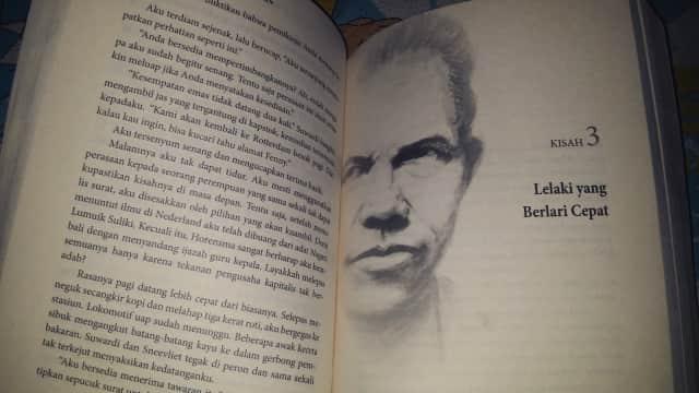 (Review Novel) Tan: Gerilya Bawah Tanah, Kiri Tidak Mesti PKI
