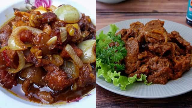 Resep Masakan: Daging Sapi Masak Kecap yang Manis nan Gurih