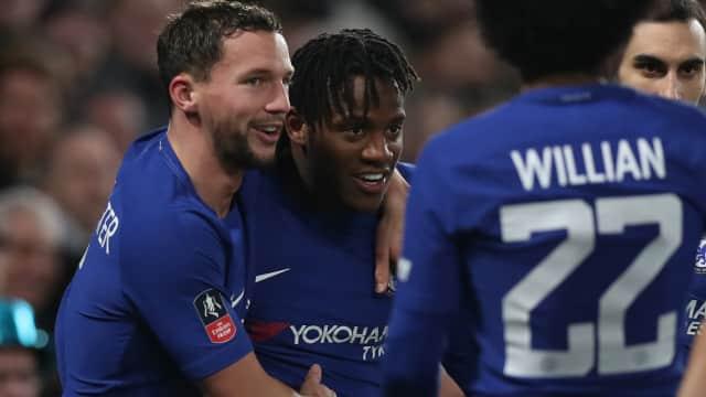Menang Adu Penalti atas Norwich, Chelsea Lolos ke Babak Empat Piala FA
