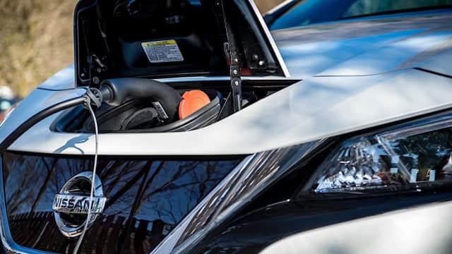 Nissan Rencanakan Program Tukar Tambah Baterai Mobil Listrik