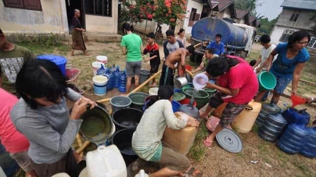 Pendekatan Ekohidrologi untuk Hadapi Masalah Air Bersih di Indonesia