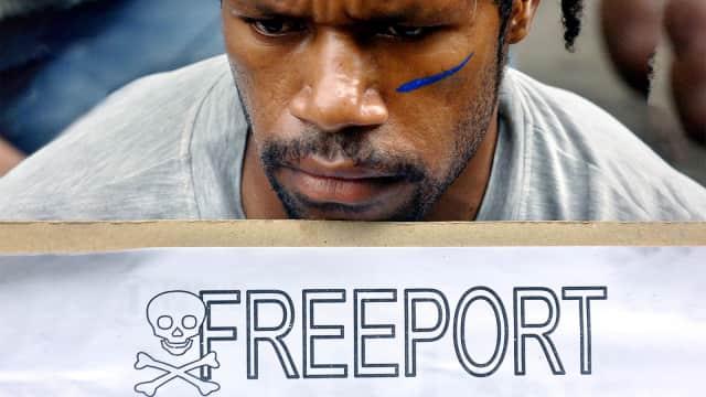 Harus Ditolak jika Freeport Dijadikan Faktor Perundingan Dagang RI-AS