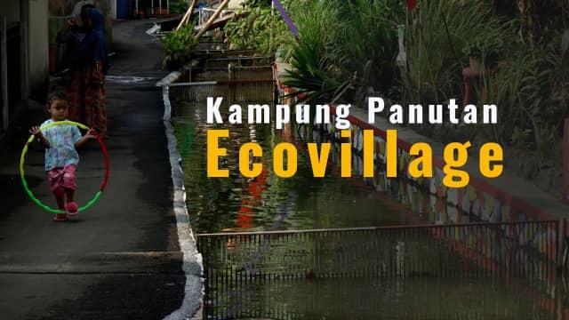 Dua Tahun Ecovillage Jalan Tanpa Dana dari Pemerintah