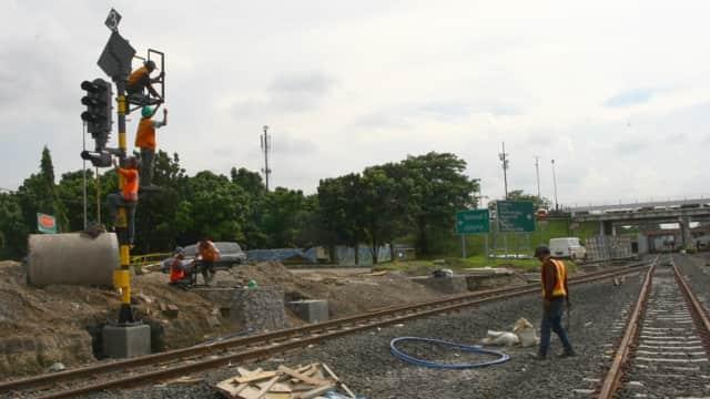 Siemens Akan Ikut Memodernisasi Persinyalan Kereta di Jabodetabek