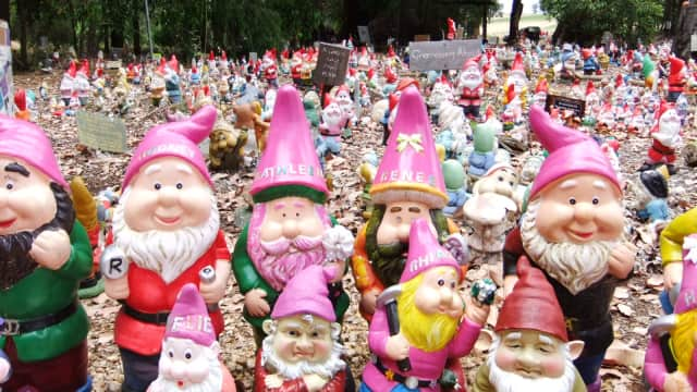 Gnomesville, Taman Boneka Gnome Ikonik di Australia
