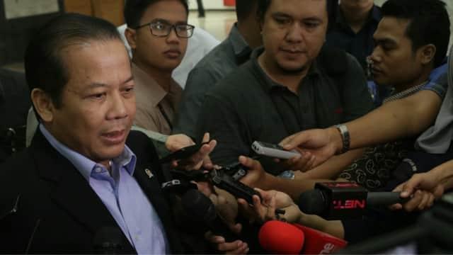 Pimpinan DPR soal Presiden Tak Mau Teken UU MD3: Itu Domain Pemerintah
