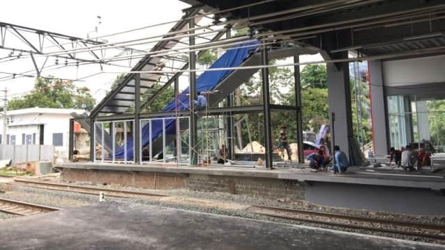 Kereta Bandara Soetta Belum Bisa Angkut Penumpang dari Stasiun Duri