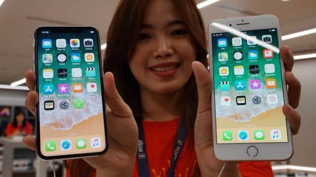 iPhone 6,1 Inci Baru Bakal Dijual Setengah Harga iPhone X?