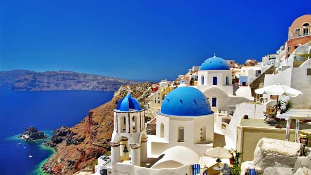 Sejarah Desa Oia di Santorini