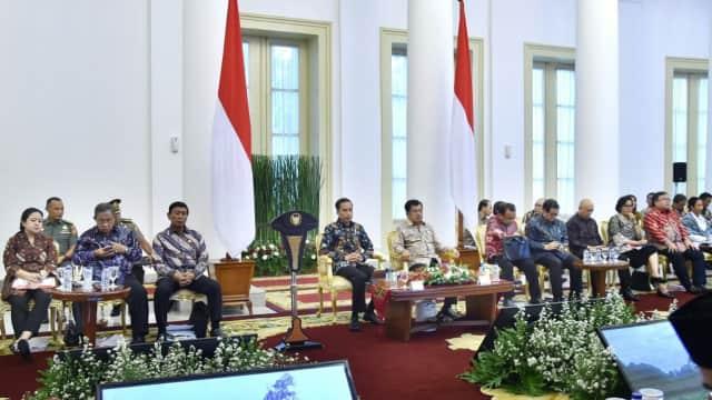 Daftar Menteri Tajir di Kabinet Jokowi, Siapa Jawaranya?