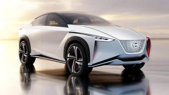 Nissan Siapkan SUV Listrik dengan Harga Terjangkau