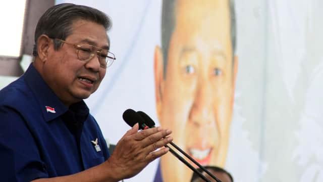 SBY: Saya Selamat Memimpin 10 Tahun Berkat Habib Abdurrahman Kwitang