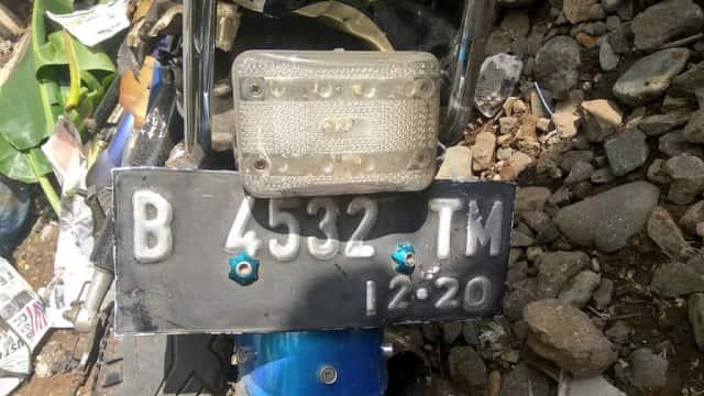 Kecelakaan KA Bandara dengan Pemotor di Jakbar, 1 Orang Tewas