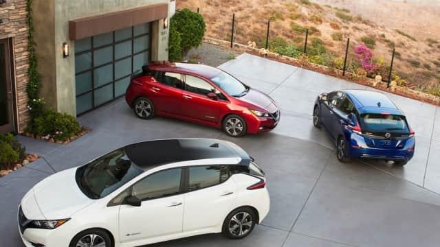 Nissan Leaf Laris Manis, Terjual Satu Unit Setiap 12 Menit