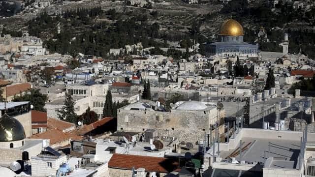 Satu Ketika Tentang Jerusalem, Palestina, dan Israel