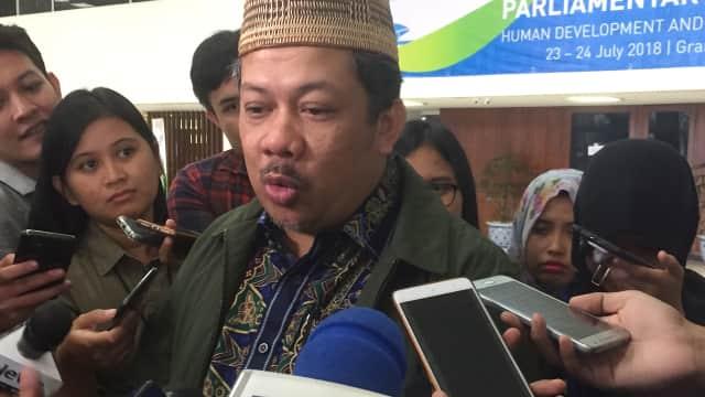 Fahri Hamzah soal Gugatan JK Cawapres: Ini Sudah Pragmatisme Politik