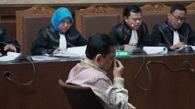 Jaksa Janggal dengan Alasan Setnov Batal Bersaksi di Sidang Bimanesh