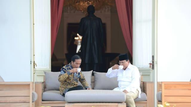 Zulkifli Hasan: Jokowi dan Prabowo Sudah Oke Bertemu, Tunggu Waktu