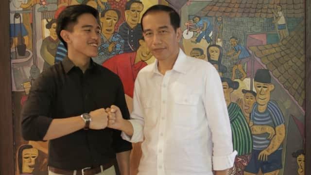 Cerita Jokowi Minta Diajari Kaesang Main Mobile Legends