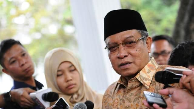 Said Aqil: Jika Jokowi Pilih Kader NU, Saya Dukung di Depan